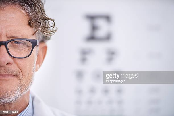 see the world through your optometrist's eyes - eye chart stock pictures, royalty-free photos & images