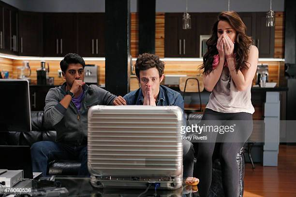 STITCHERS I See You Cameron's neighbor is murdered in an allnew episode of Stitchers airing Tuesday June 23 2015 at 900PM ET/PT on Walt Disney...
