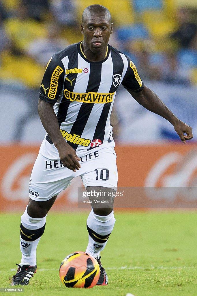 Vasco da Gama v Botafogo - Brazilian Serie A 2013 : ニュース写真