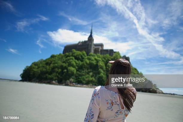 Seeing Mont Saint-Michel