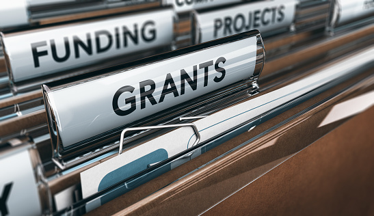 Seeking Grants for an Association, a Small Business or for Research 841614564