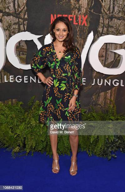 Seema Jaswal attends a special screening of Netflix's Mowgli Legend Of The Jungle at The Curzon Mayfair on December 4 2018 in London England