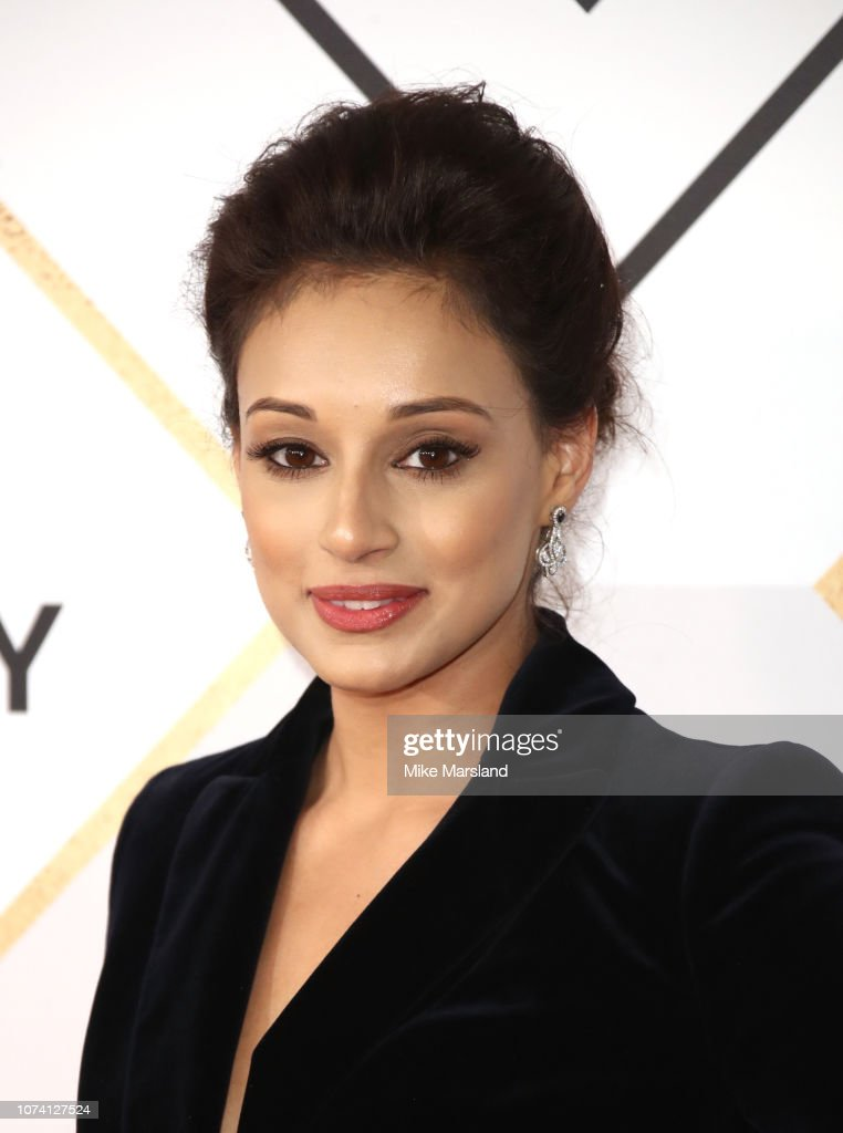 Seema Jaswal attends the 2018 BBC Sports Personality Of The Year at
