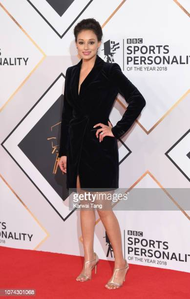 Seema Jaswal attends the 2018 BBC Sports Personality Of The Year at The Vox Conference Centre on December 15 2018 in Birmingham England