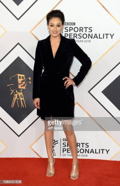 Seema Jaswal attends the 2018 BBC Sports Personality Of The Year at The Vox Conference Centre on December 16 2018 in Birmingham England