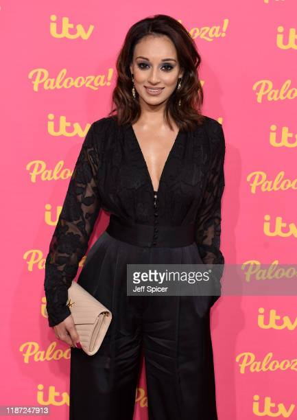 Seema Jaswal attends the ITV Palooza 2019 at the Royal Festival Hall on November 12 2019 in London England