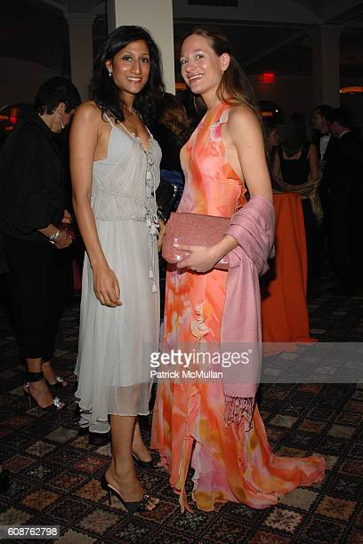 Seema Mehta and Consuelo Remmert attend Henry Street Settlement 2007 Gala at 583 Park Ave on October 18, 2007 in New York City.