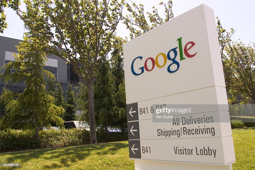 Seen is the exterior of Google's growing Mountain View campus. Google is expected to announce plans for an initial public stock offering that could value the company at about $20 billion.