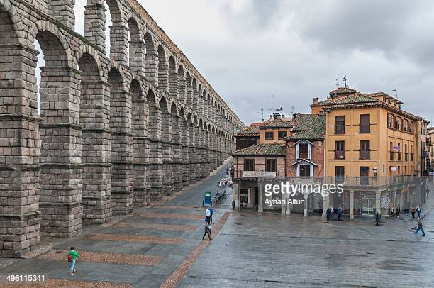 Segovia is a city in the autonomous region of Castile and Leon, Spain. It is the capital of Segovia Province.In 1985 the old city of Segovia and its...