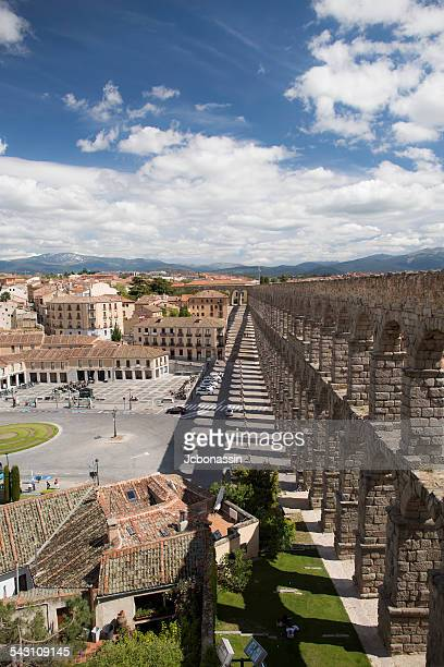 segovia - jcbonassin stock pictures, royalty-free photos & images