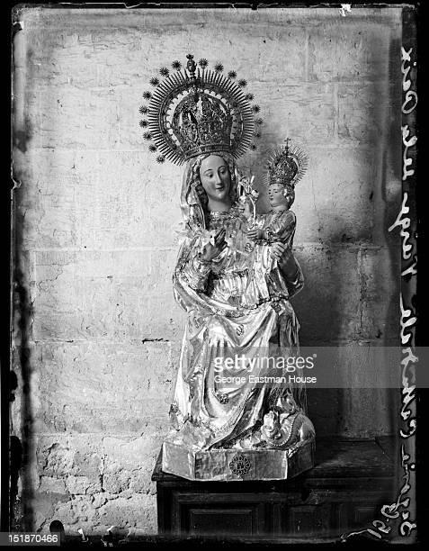 Segovie Cathedrale dela Paix, ca. 1908.