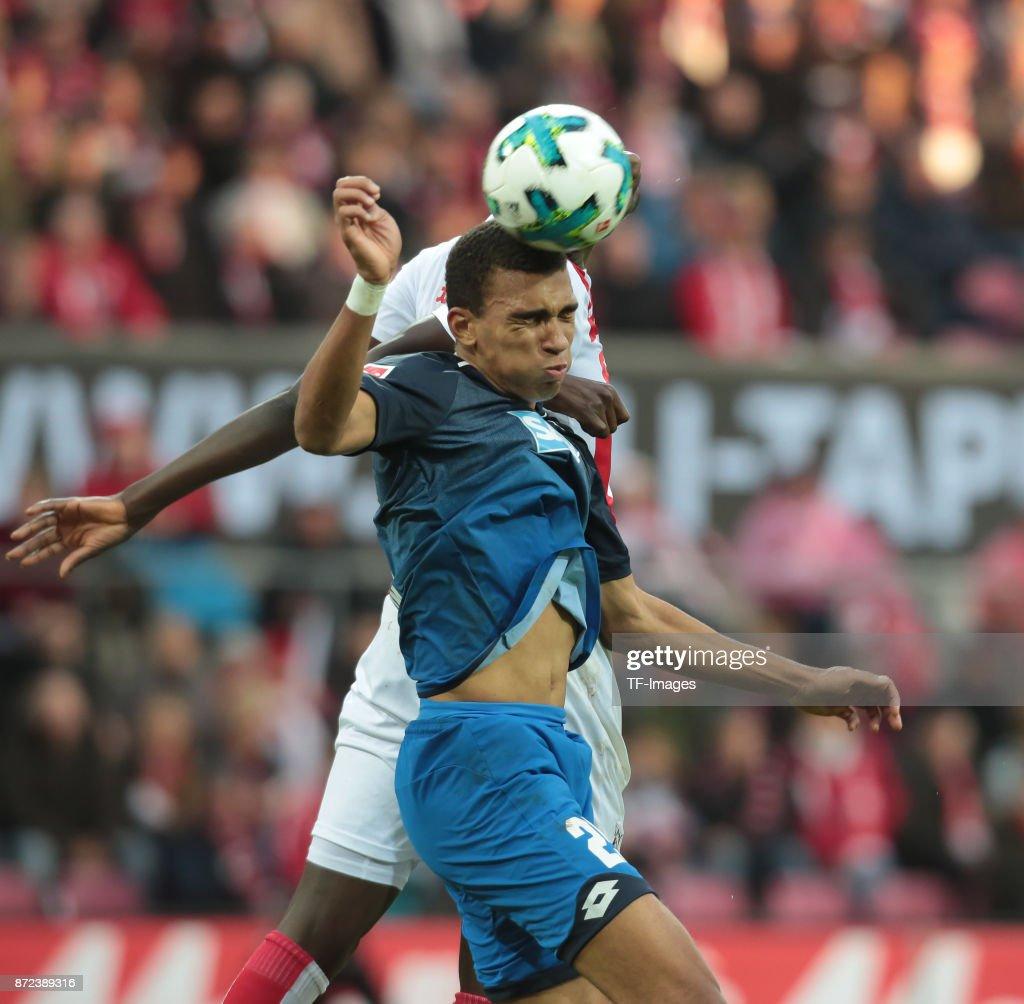 1. FC Koeln v TSG 1899 Hoffenheim - Bundesliga : News Photo