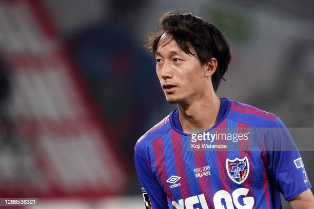 Sei Muroya of FC Tokyo looks on during the J.League Meiji Yasuda J1 match between FC Tokyo and Nagoya Grampus at Ajinomoto Stadium on August 15, 2020...