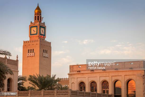 seif palace in kuwait city - arabian peninsula stock pictures, royalty-free photos & images