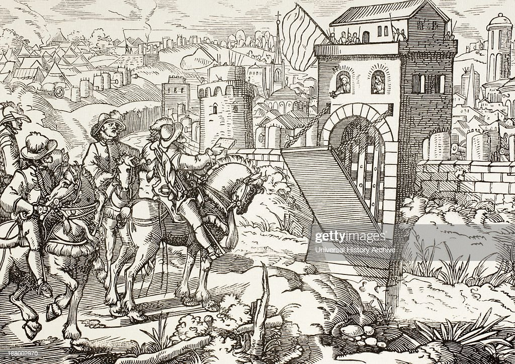 seige of a town pictures getty images