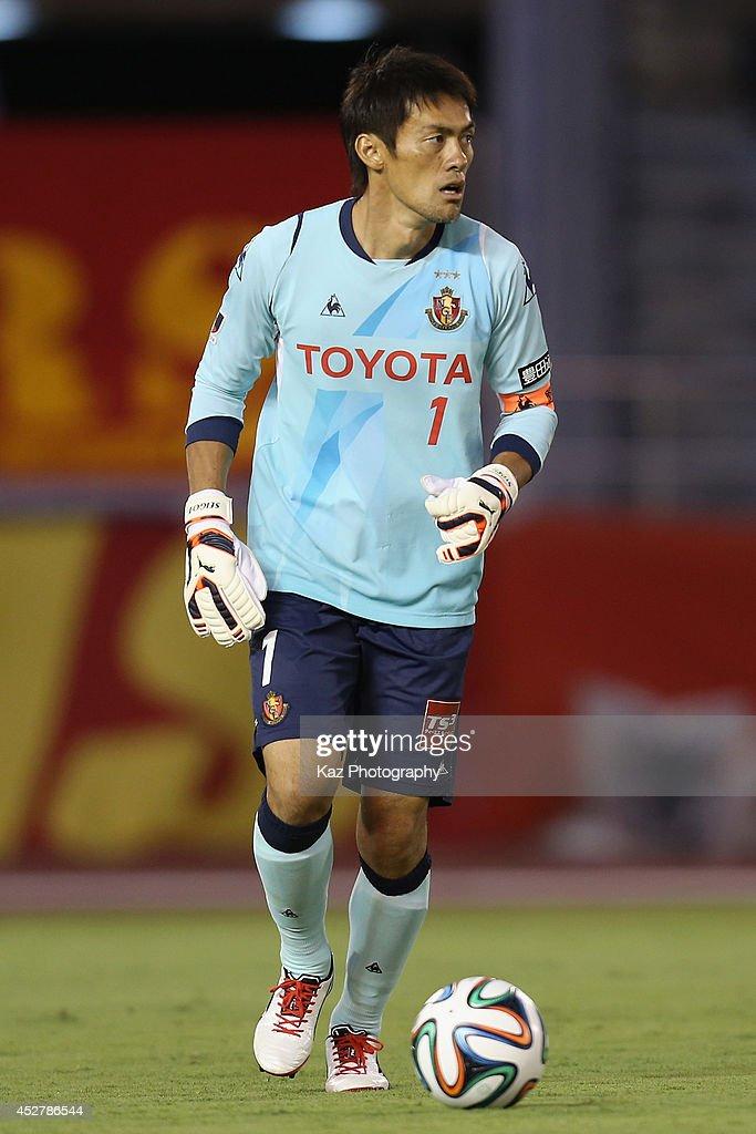 Nagoya Grampus v Yokohama F.Marinos - J.League 2014