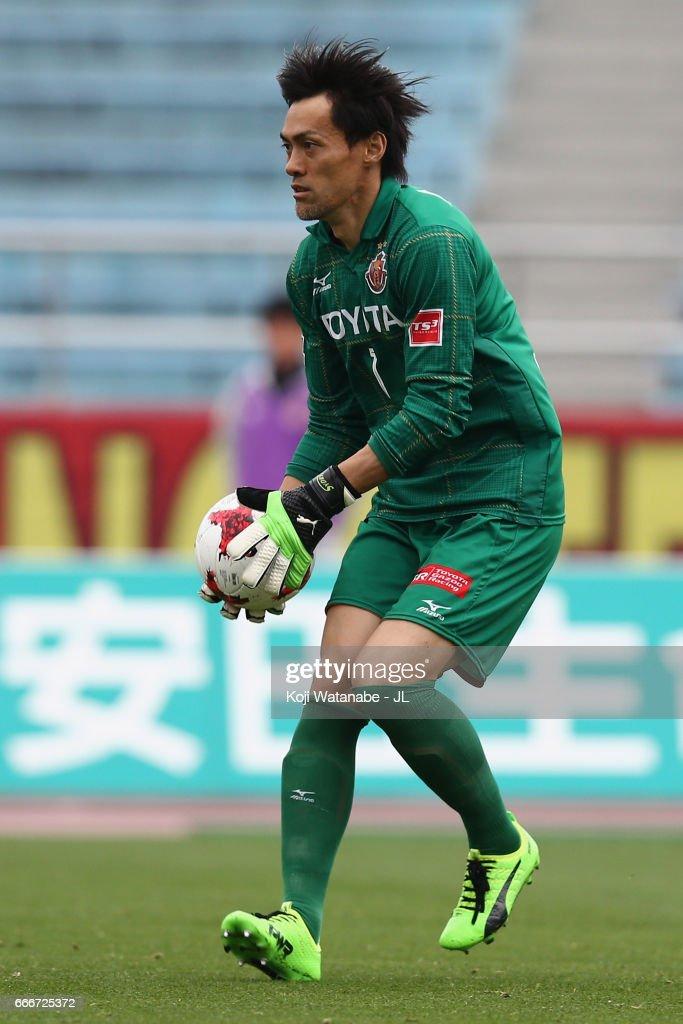 Nagoya Grampus v Kamatamare Sanuki - J.League J2