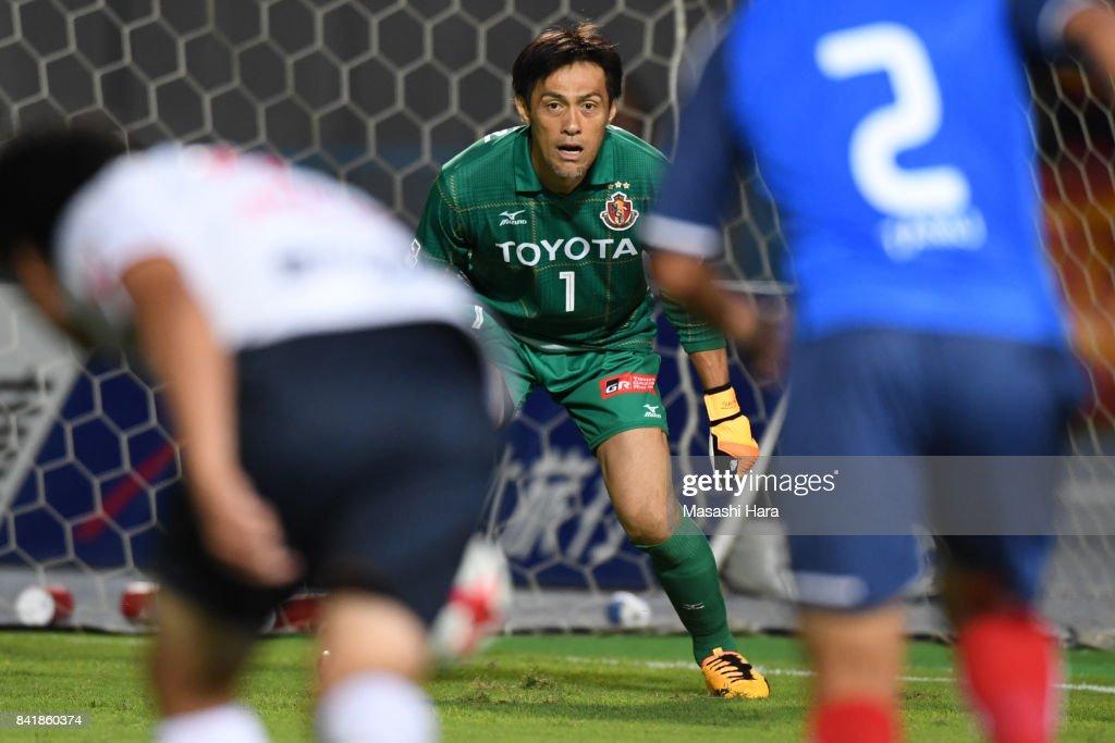 Mito Hollyhock v Nagoya Grampus - J.League J2 : ニュース写真