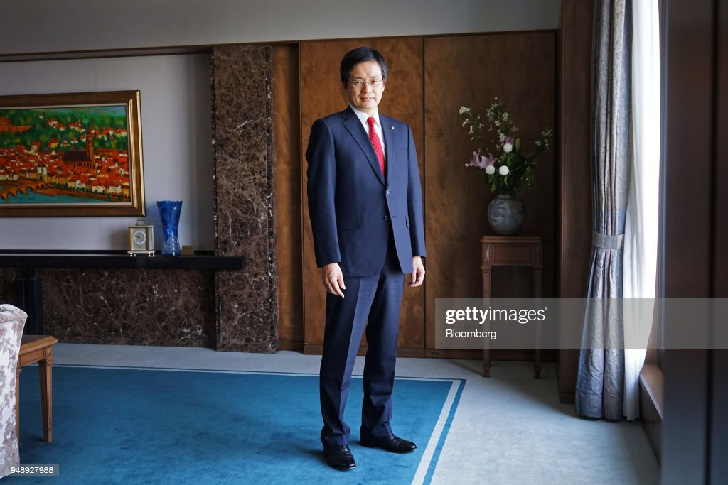 Dai-Ichi Life Holdings President Seiji Inagaki Interview
