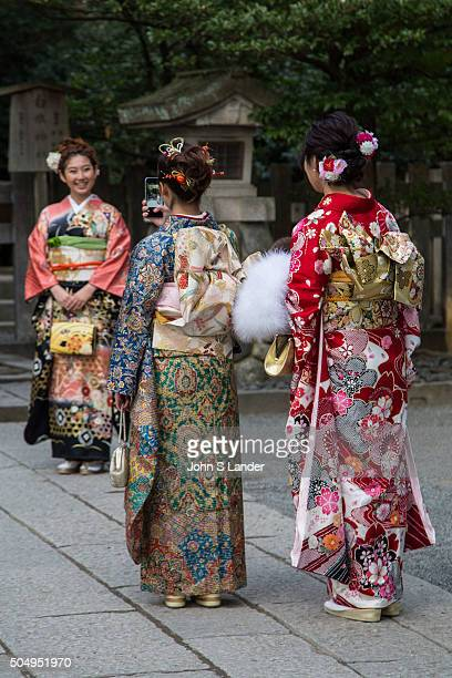 Seijinnohi or Adults Day is a Japanese public holiday held on the second Monday of January When young people reach the age of twenty they officially...