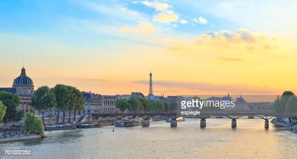 Seine, à Paris