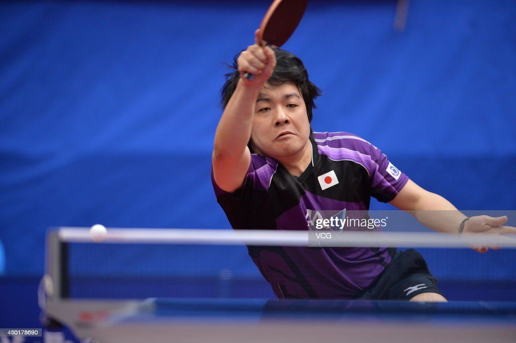 2014 ITTF World Tour China Open - Day 3