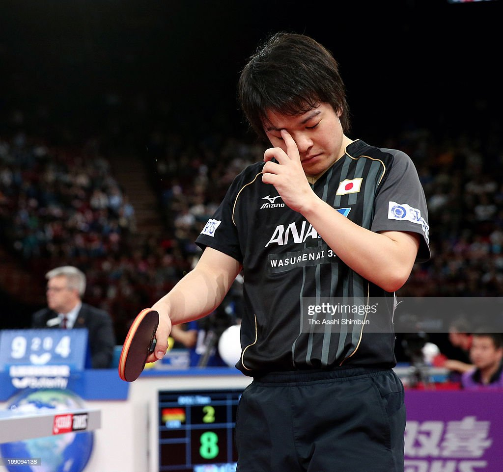 World Table Tennis Championships - Day 6