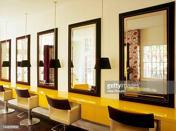 Hair Salon Interior Design Stock Photos And Pictures