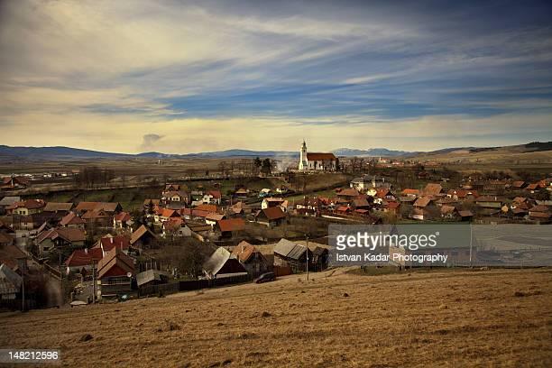 Sekler village