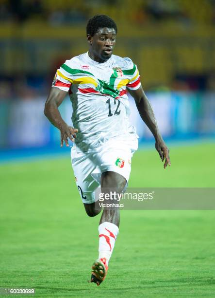 Sekou Koita of Mali during the 2019 Africa Cup of Nations Group E match between Angola and Mali at Ismailia Stadium on July 2, 2019 in Ismailia,...