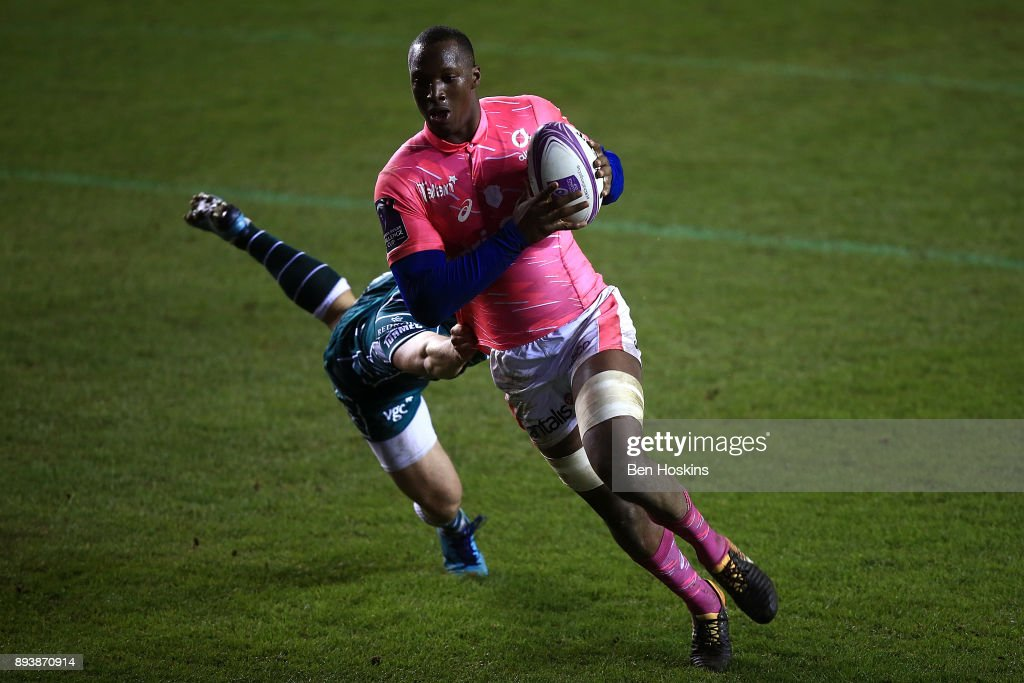 London Irish v Stade Francais - European Rugby Challenge Cup