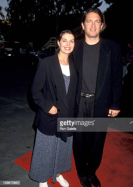 Sela Ward and Howard Sherman during Benefit Opening of The Who's Tommy July 15 1994 at Universal Ampitheater in Universal City California United...