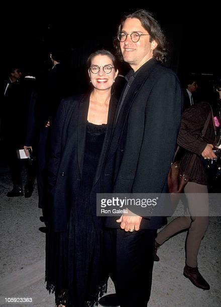 Sela Ward and Howard Sherman during House of the Spirits Benefit Screening for American Cinematheque at Cineplex Odeon in Century City California...