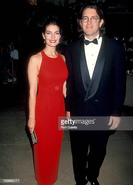 Sela Ward and Howard Sherman during The 9th Annual ASC Awards For Outstanding Achievement In Cinematography at Beverly Hilton Hotel in Beverly Hills...