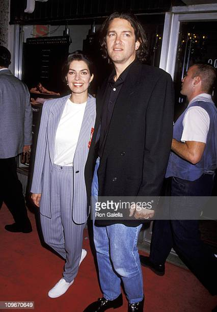 Sela Ward and Howard Sherman during West Coast Premiere of Boxing Helena August 23 1993 at Music Hall Theater in Beverly Hills California United...