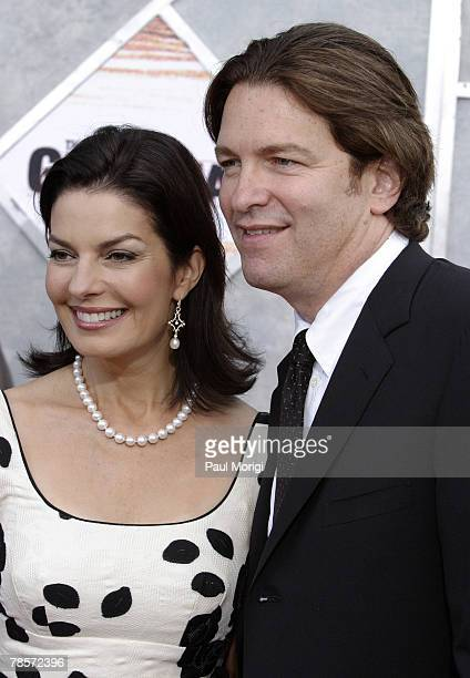 Sela Ward and Howard Sherman