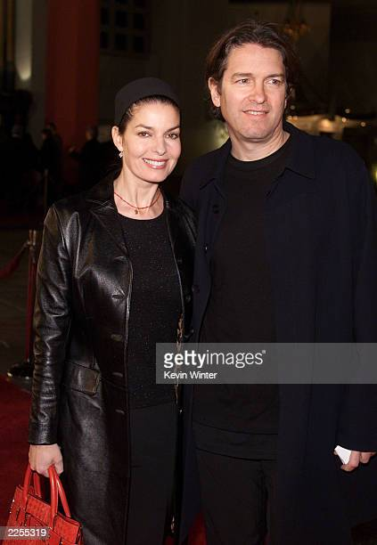Sela Ward and husband Howard Sherman at the premiere of A Walk To Remember at the Chinese Theater in Los Angeles Ca Wednesday Jan 23 2002 Photo by...