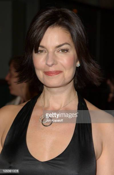 Sela Ward during 'Dirty Dancing Havana Nights' World Premiere at The Arclight Cinerama Dome in Hollywood California United States