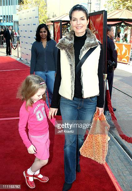 Sela Ward during Miramax Films Premiere of 'Pinnochio' at The Grove in Los Angeles California United States