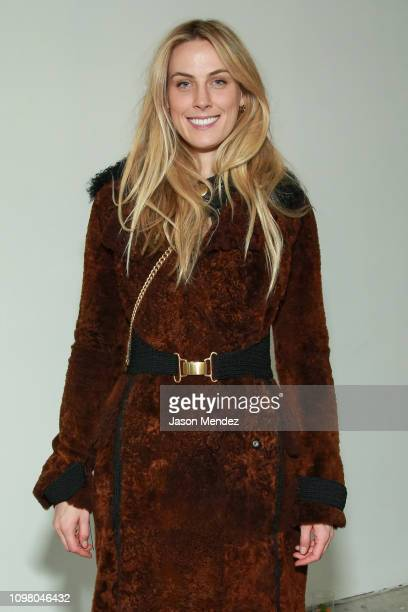 Selby Drummond on February 11 2019 in New York City