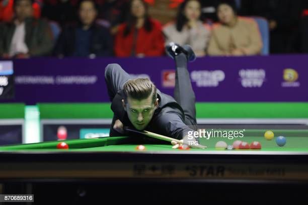 Selby win 2017 snooker international championship on 05th November 2017 in Daqing Heilongjiang China