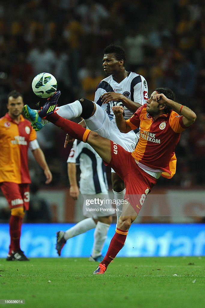 Galatasaray AS v Kimpasa AS - Turkish Super League