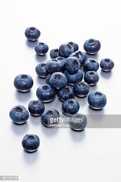 Selection of Blueberries