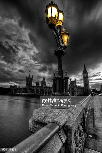 selectively london - isolated color stock pictures, royalty-free photos & images