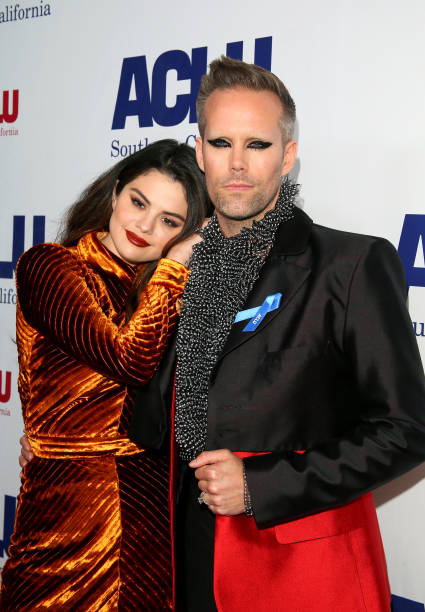 CA: ACLU SoCal's Annual Bill Of Rights Dinner - Arrivals