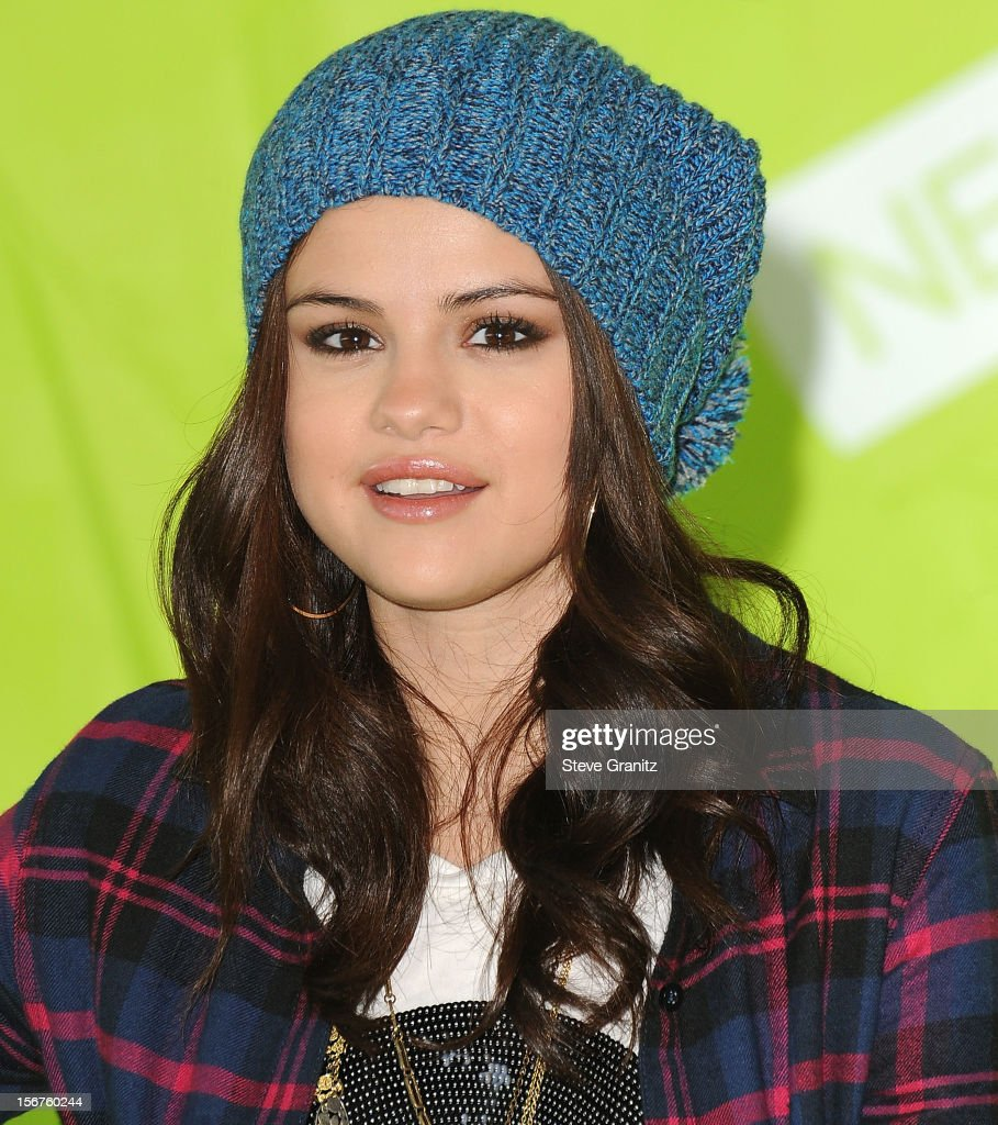 Selena Gomez Announces New Global Partnership With Iconic Fashion Brand on November 20, 2012 in Los Angeles, California.