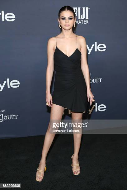 Selena Gomez at the 2017 InStyle Awards presented in partnership with FIJI WaterAssignment at The Getty Center on October 23, 2017 in Los Angeles,...