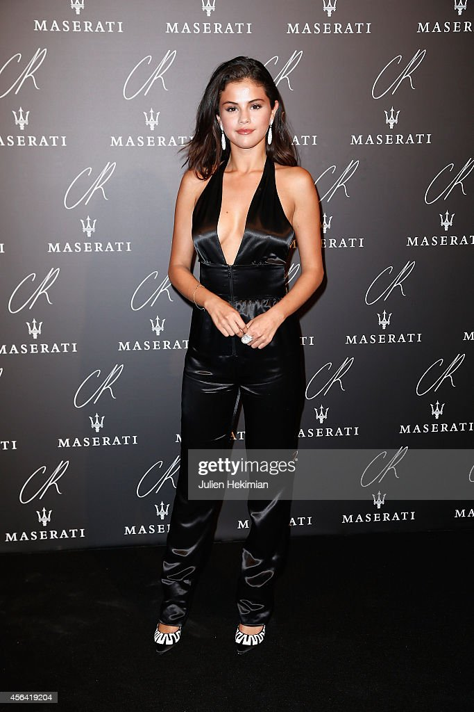 Selena Gomez: CR Fashion Book Issue N5 Launch Party -18