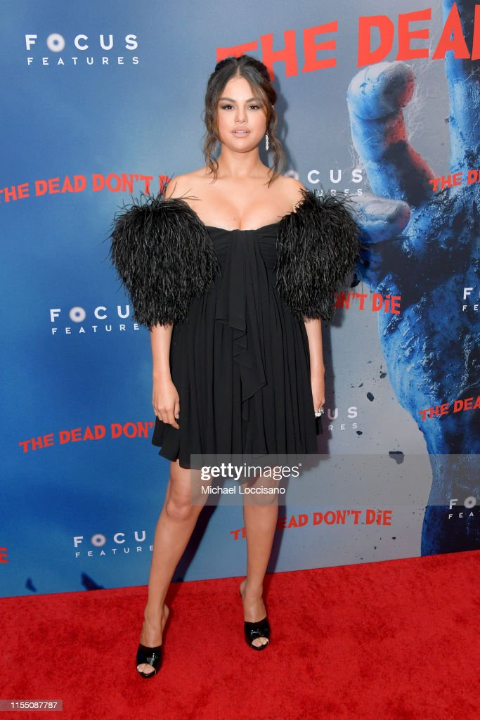 """""""The Dead Don't Die"""" New York Premiere : News Photo"""