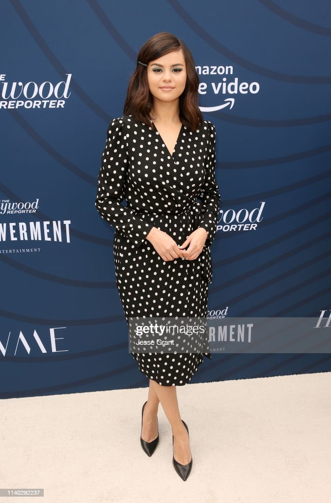 The Hollywood Reporter's Empowerment In Entertainment Event 2019 - Red Carpet : Nachrichtenfoto